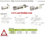 Loadcell CBCL Han Quoc